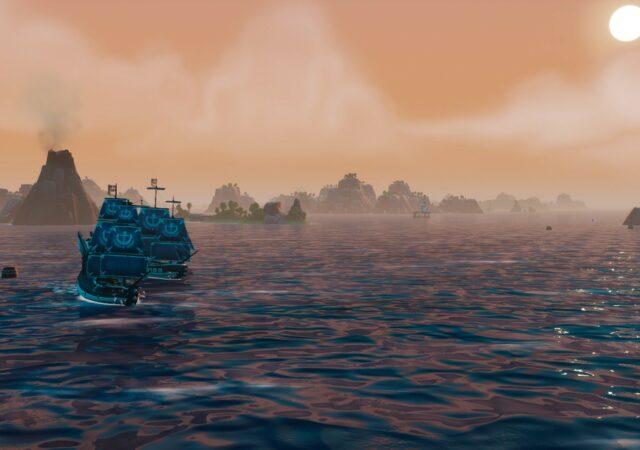 King of Seas annonce sa date de sortie