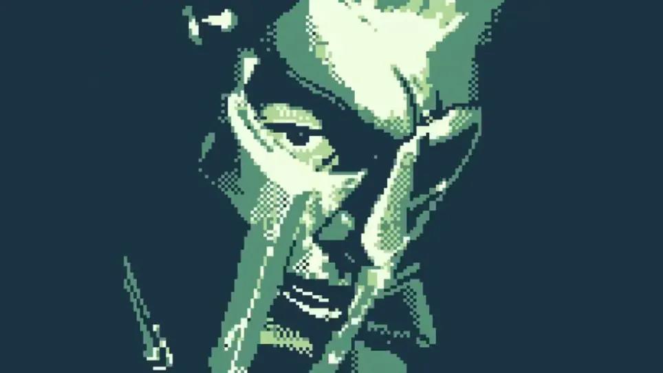 MF Doom Game Boy