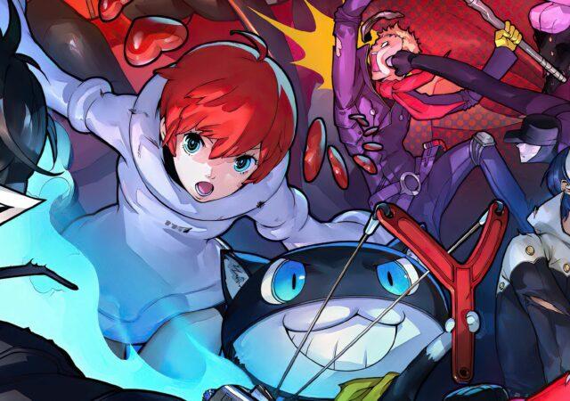 Persona 5 Strikers - illustration