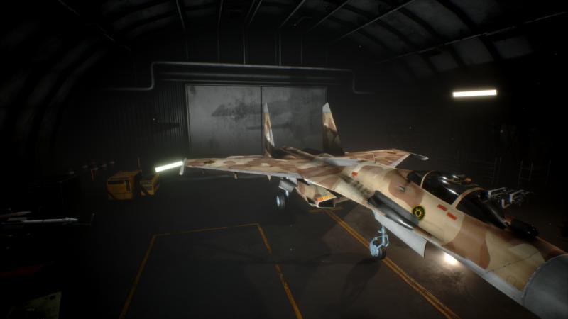 Project Wingman avion