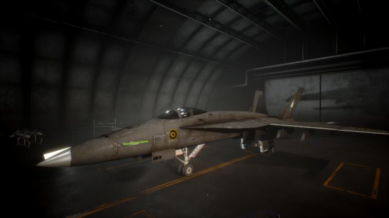 Project Wingman avion 2