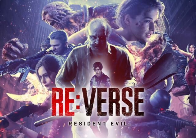Resident Evil Re:Verse artwork
