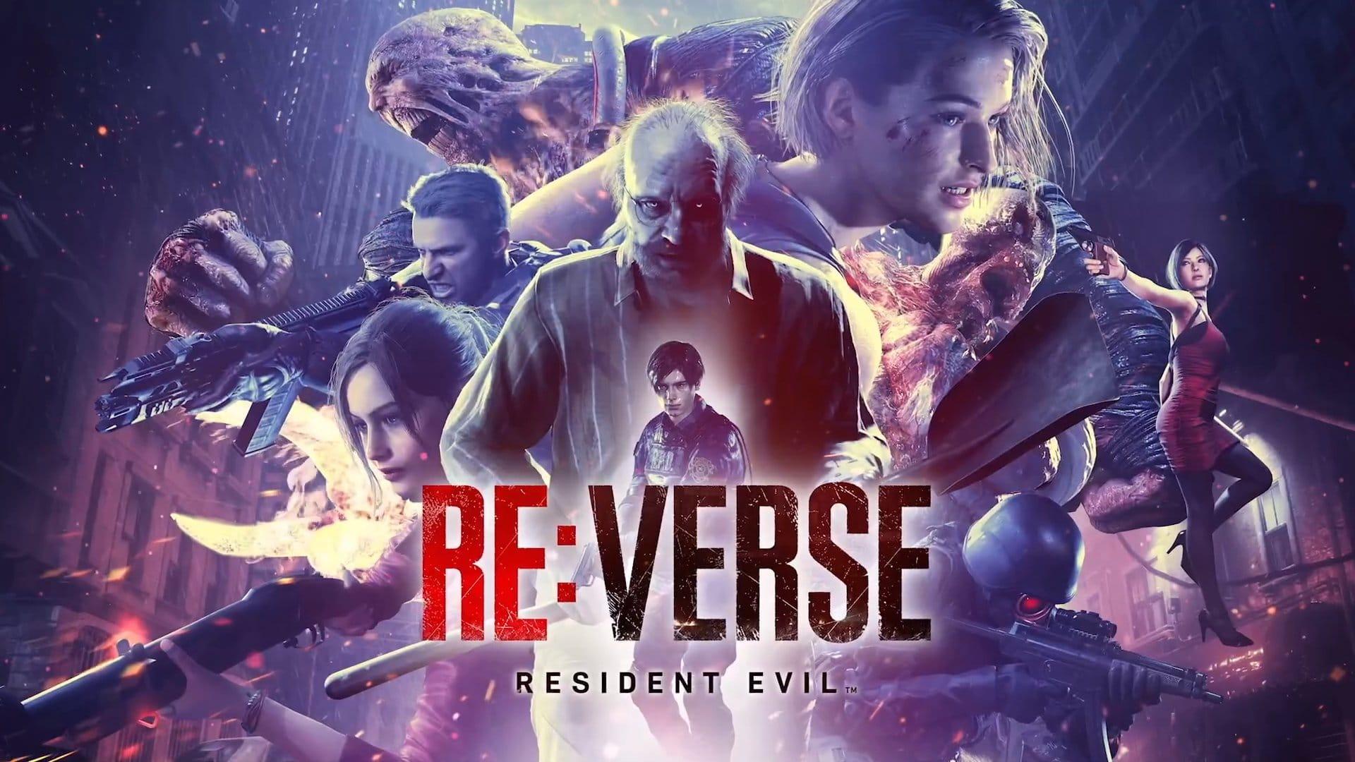 Resident Evil Re:Verse artwork