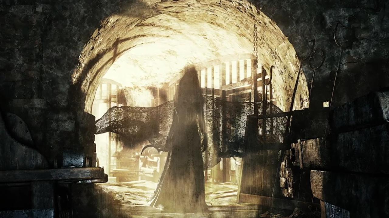 resident evil village maiden une