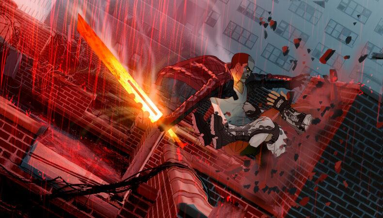 Revolver - Personnage et pouvoirs