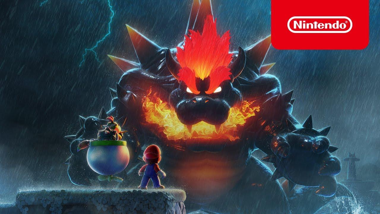 Trailer du jeu Super Mario 3D World + Bowser's Fury