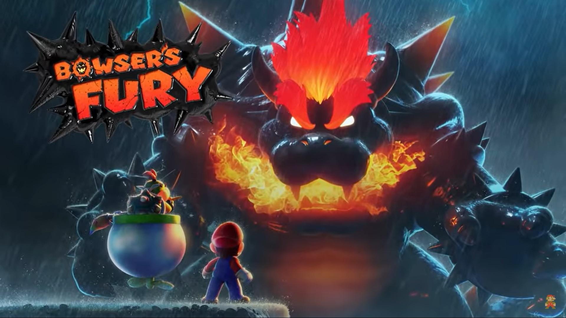 Super Mario 3D World + Bowser's Fury - Bannière