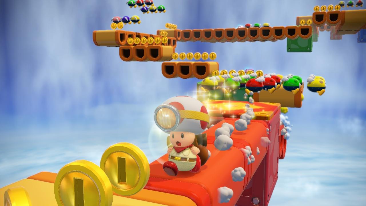 Super Mario 3D World + Bowser's Fury - Captain Toad