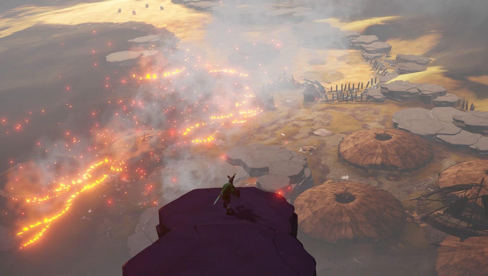 Test de Gods Will Fall sur PS4