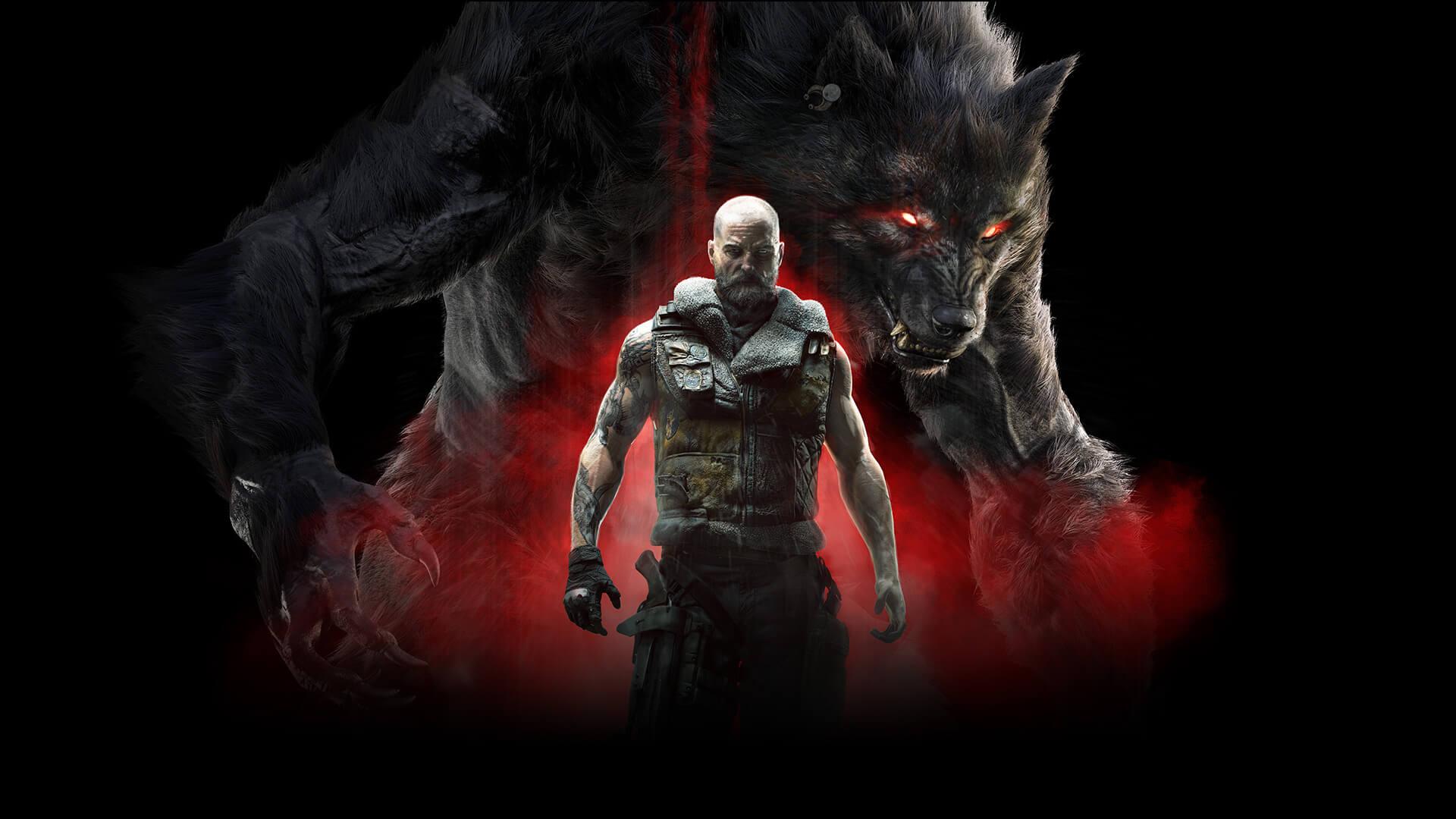 Werewolf the Apocalypse Earthblood loup