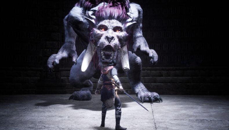 Xuan-Yuan Sword VII Boss