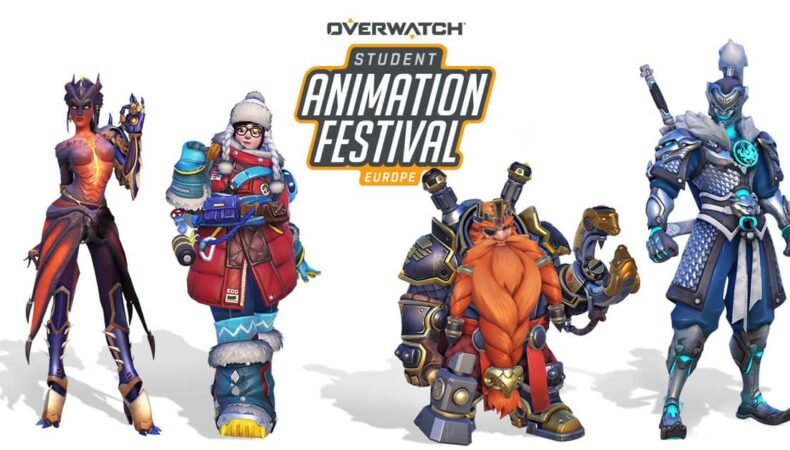 Student Animation Festival Europe Overwatch 2021