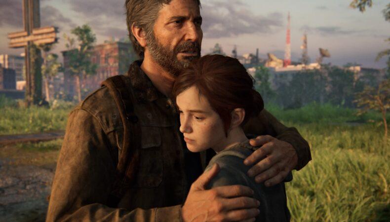 The Last of US II Joel et Elly