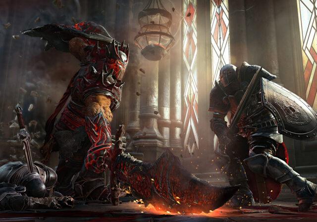 Lords of the Fallen 2 nous dévoile son logo