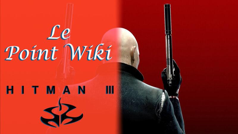 Hitman 3 image titre