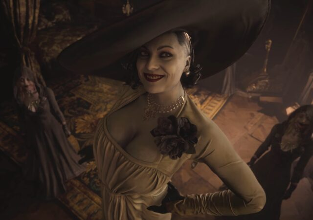 resident evil village démo maiden