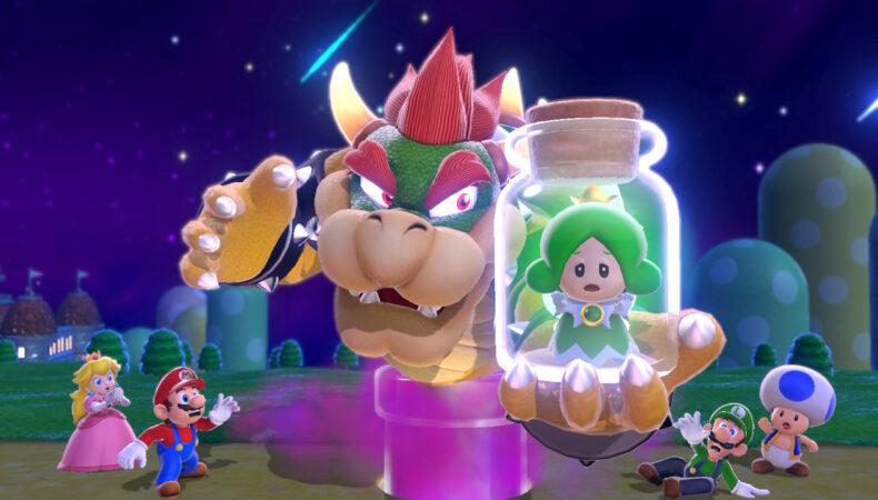 Super Mario 3D World + Bowser's Fury fée