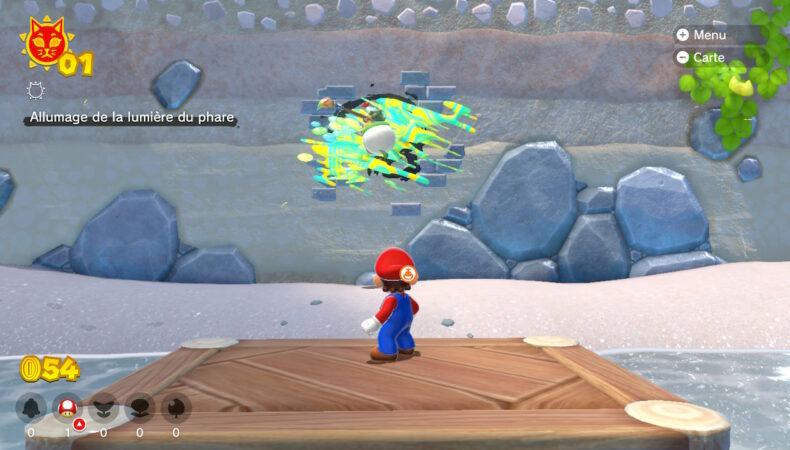 Super Mario 3D World + Bowser's Fury pinceau
