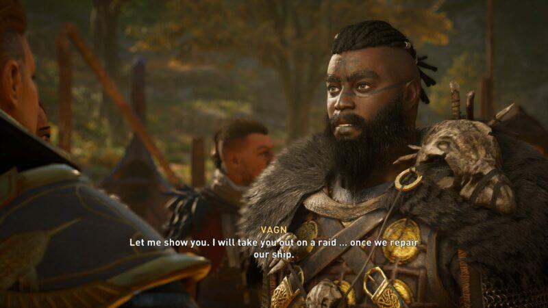 Assassin's Creed Valhalla Vagn