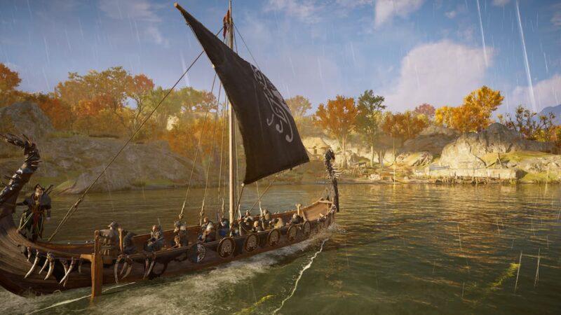 Assassin's Creed Valhalla Drakkar