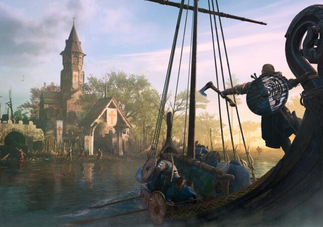 Assassin's Creed Valhalla déploie sa mise à jour de février 2021
