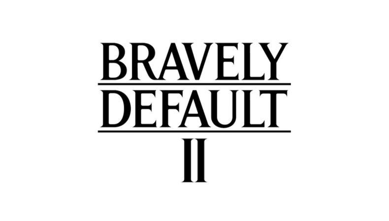 Bravely Default II - Titre