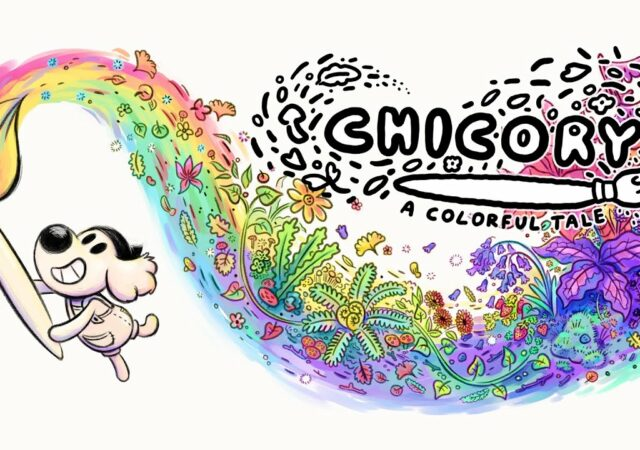 Chicory A Colorful Tale sortie 2021