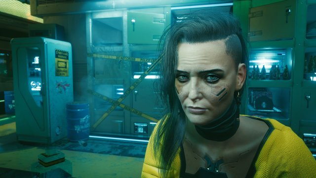 Cyberpunk 2077 retard patch