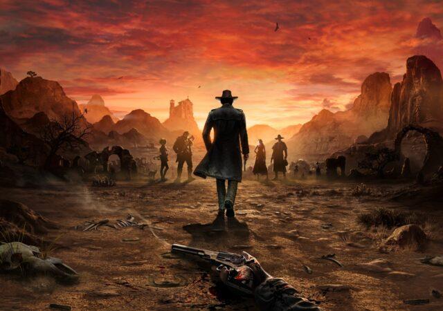 Desperados III cowboy