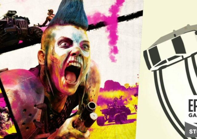 Epic Games Store - Rage 2 et Absolute Drift
