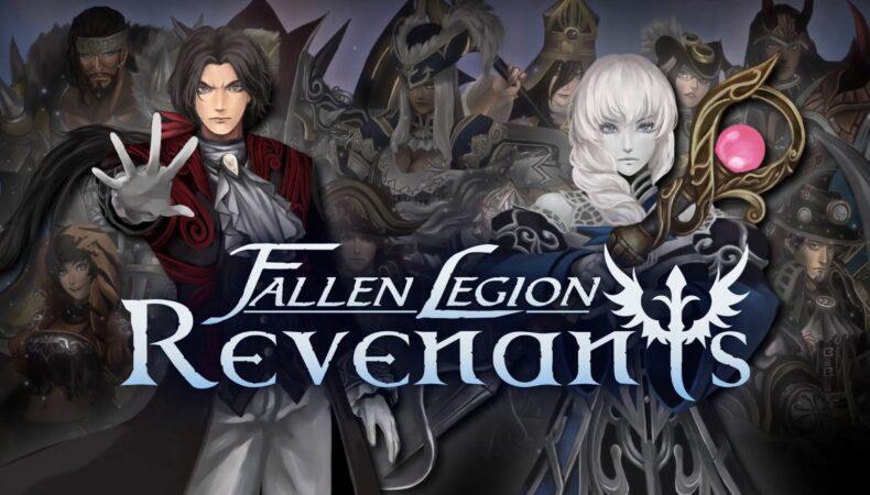 Fallen Legion Revenants - Un bien joli artwork