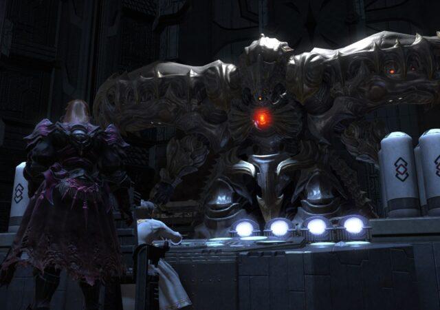 Final Fantasy XIV maj 5.5