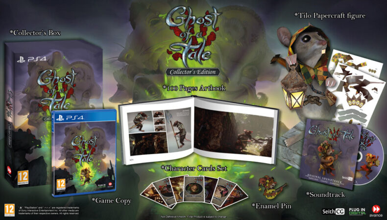Ghost of a Tale - Edition Collector