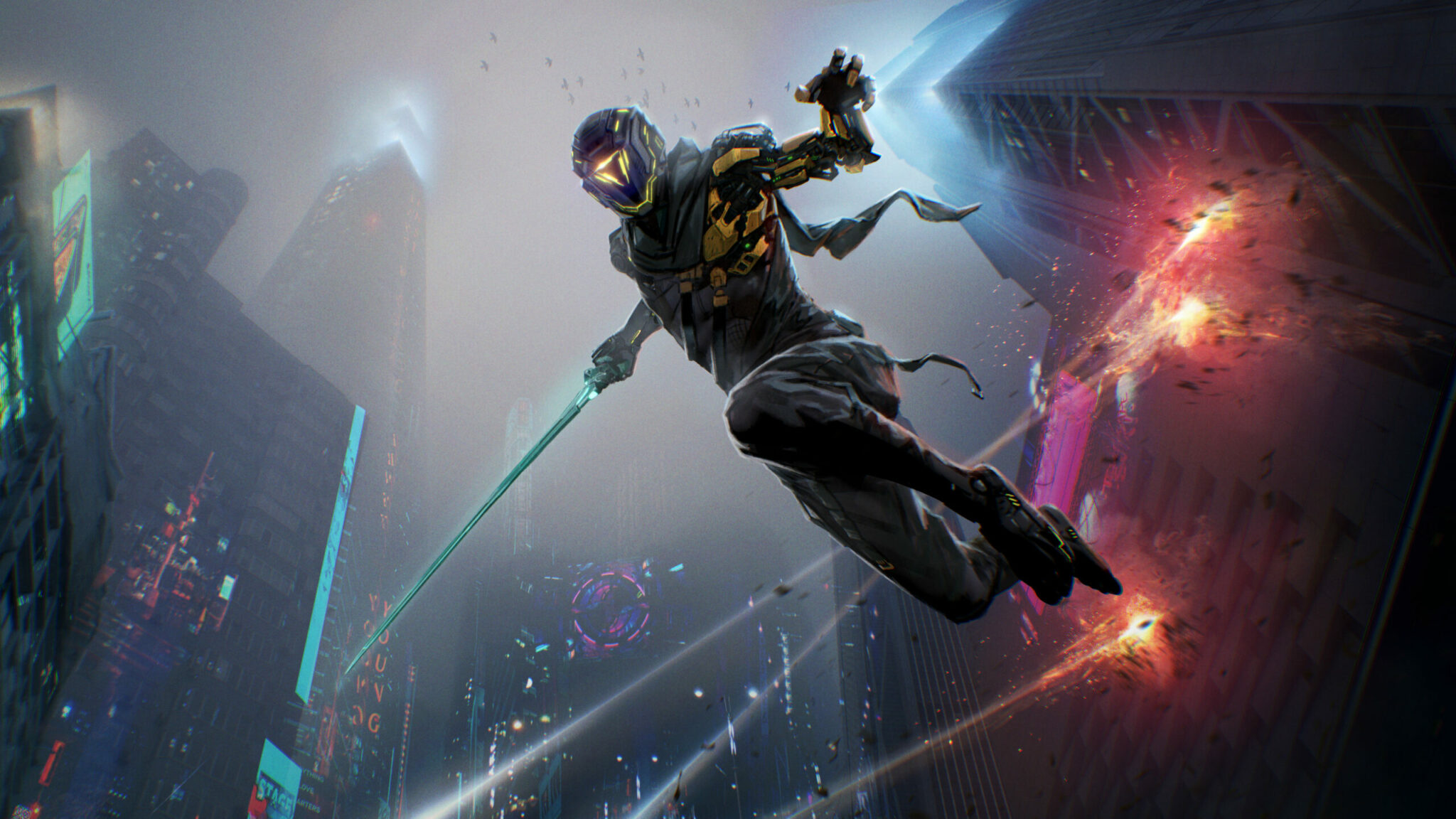Ghostrunner revient dans une nouvelle démo gratuite