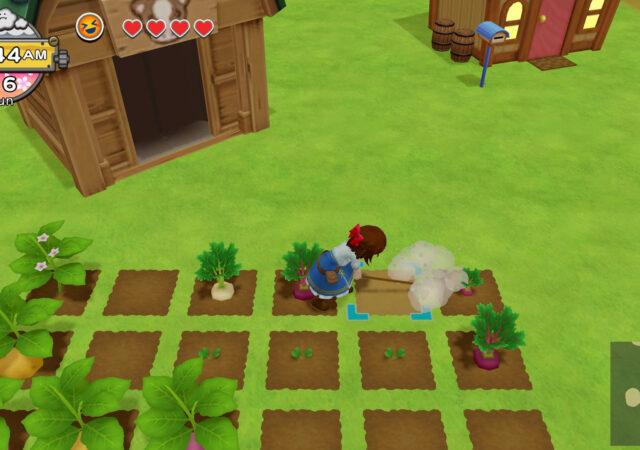 Image du jeu Harvest Moon: One World