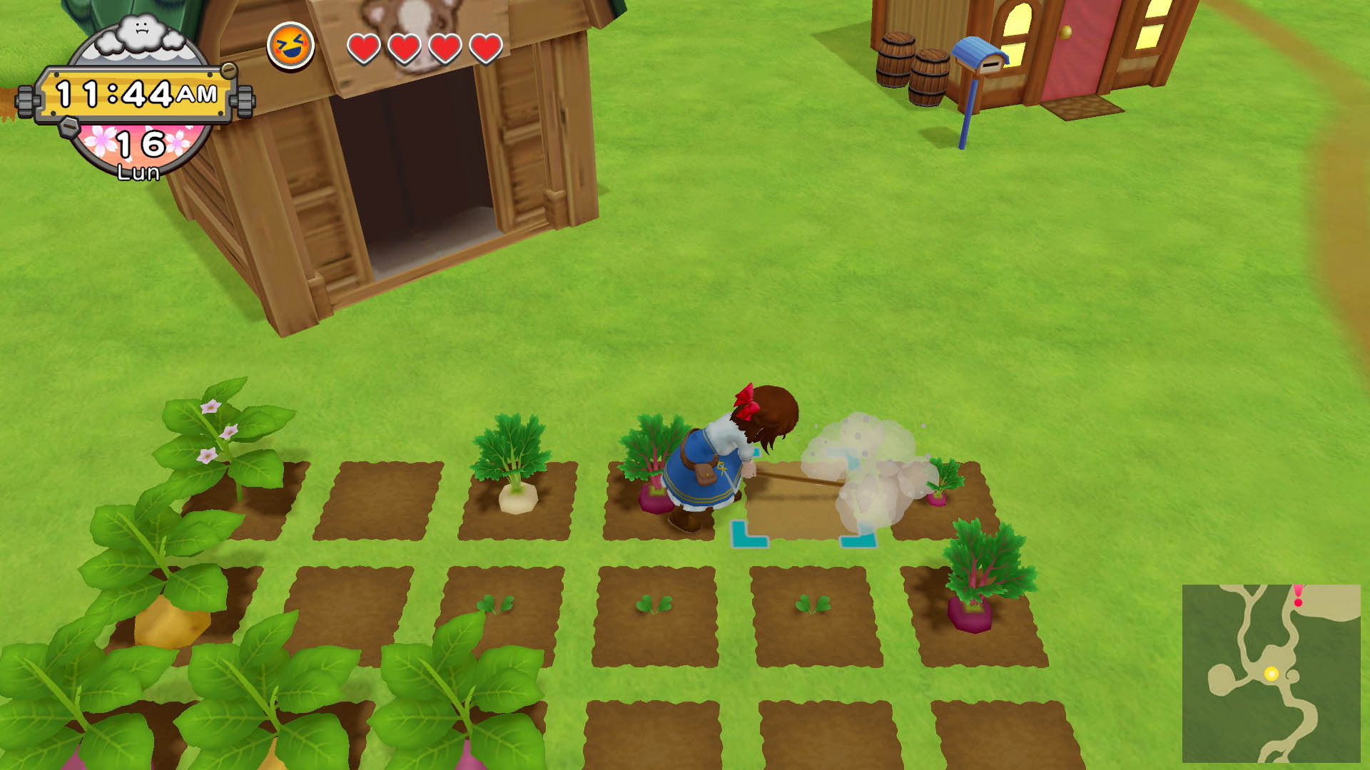 Image du jeu Harvest Moon: One World