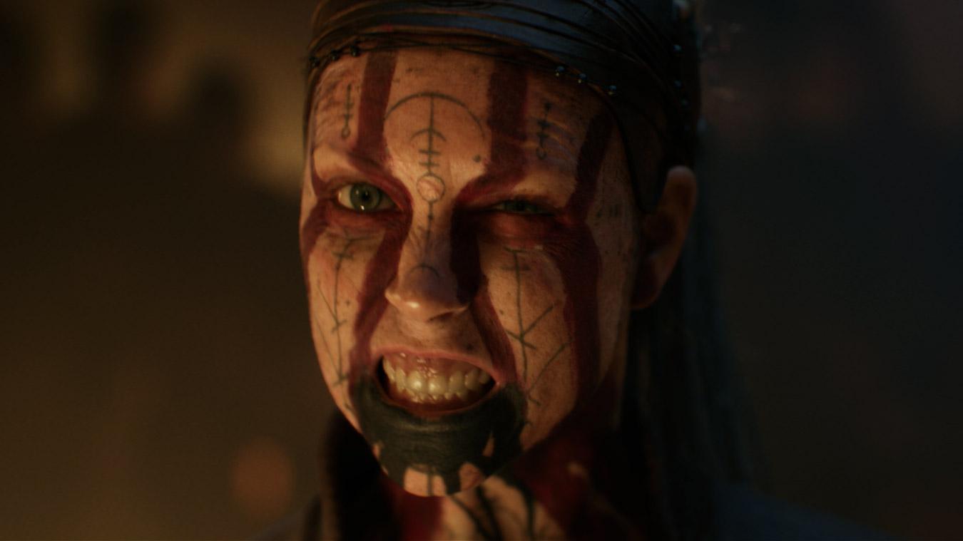 Hellblade II monstre