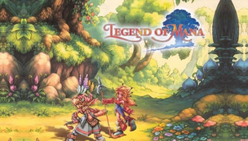 legend of Mana - L'original
