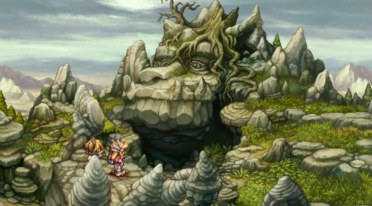Legend of Mana - des décors et un univers enchanteurs