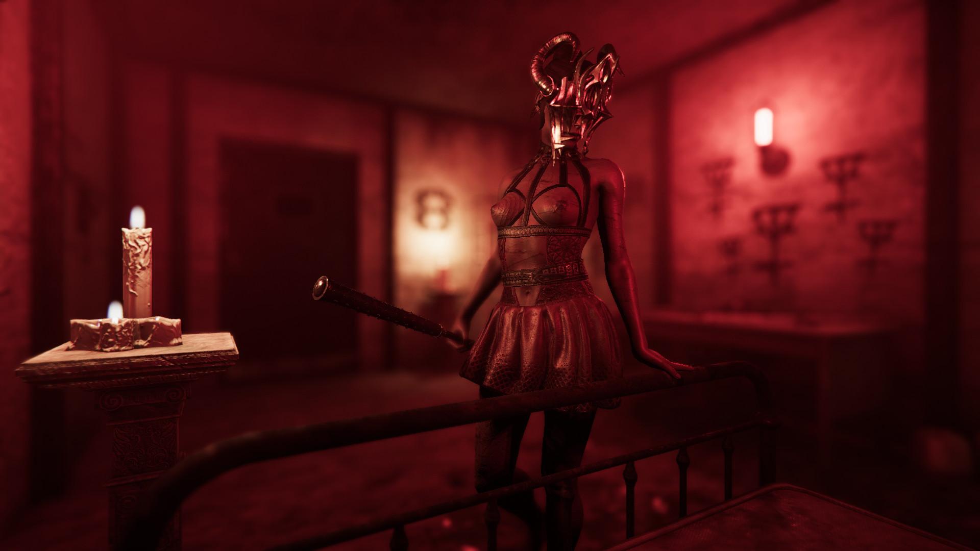 Lust From Beyond: Scarlet Reah