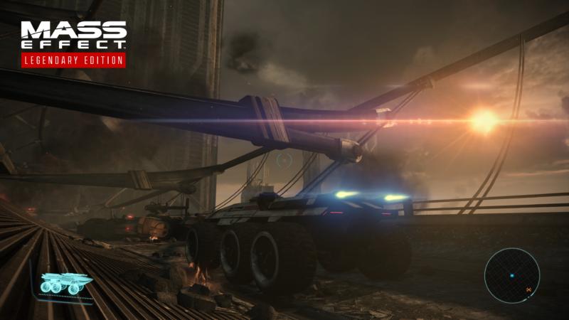Mass Effect Édition Légendaire comparaison Féros 2