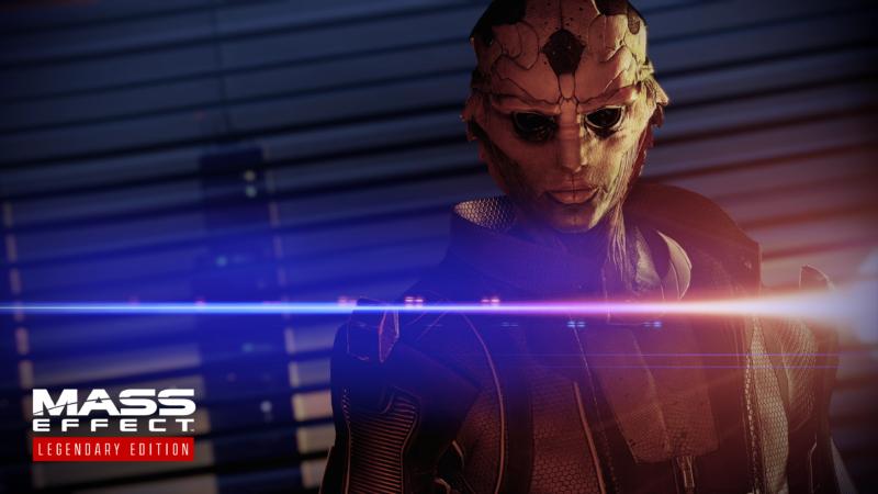 Mass Effect Édition Légendaire comparaison Thane 2