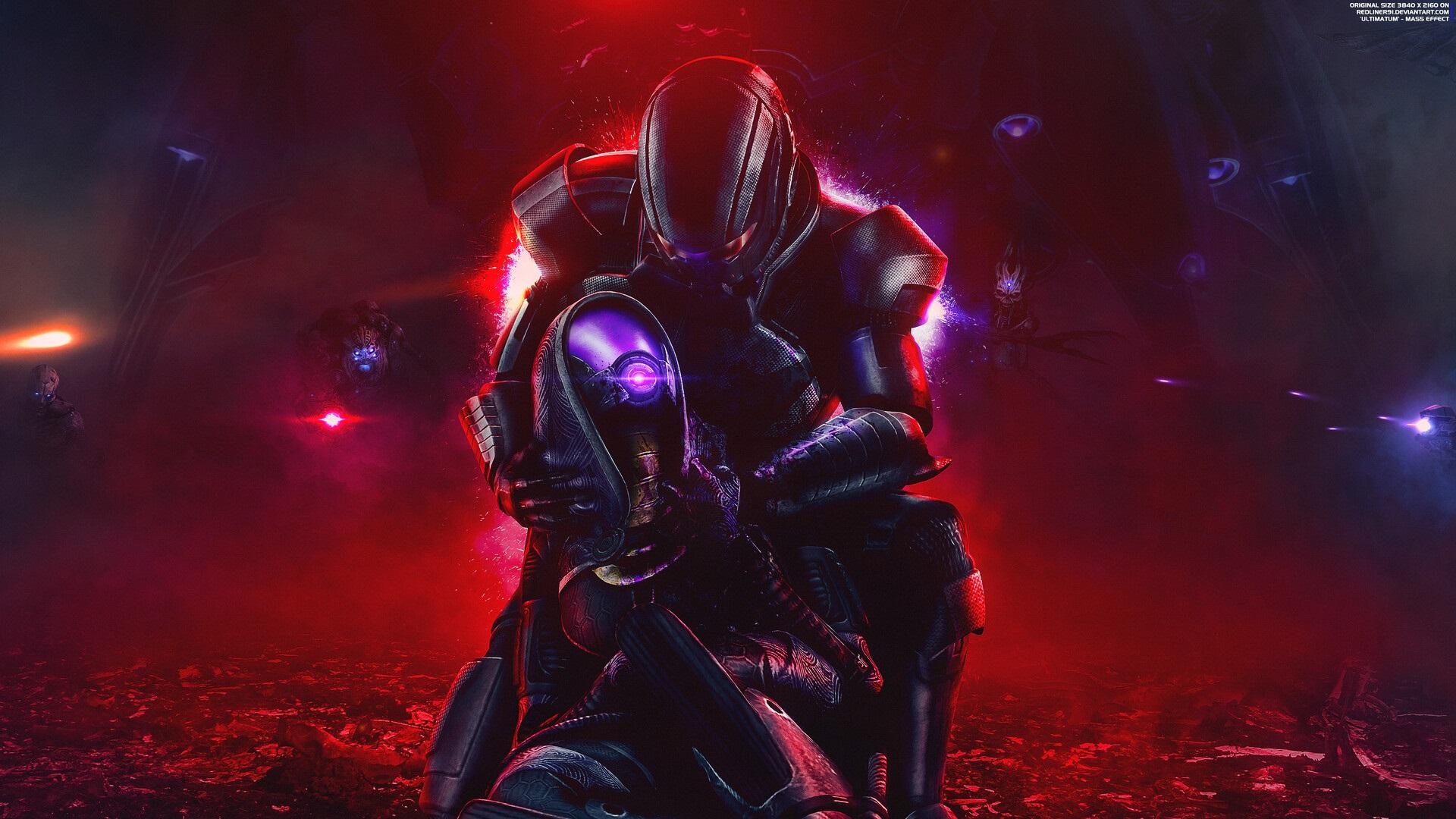 Mass Effect Édition Légendaire Tali Shepard