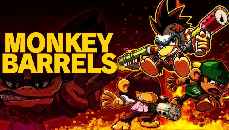 Monkey Barrels -