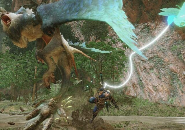 Monster Hunter Rise - Fuite vers PC
