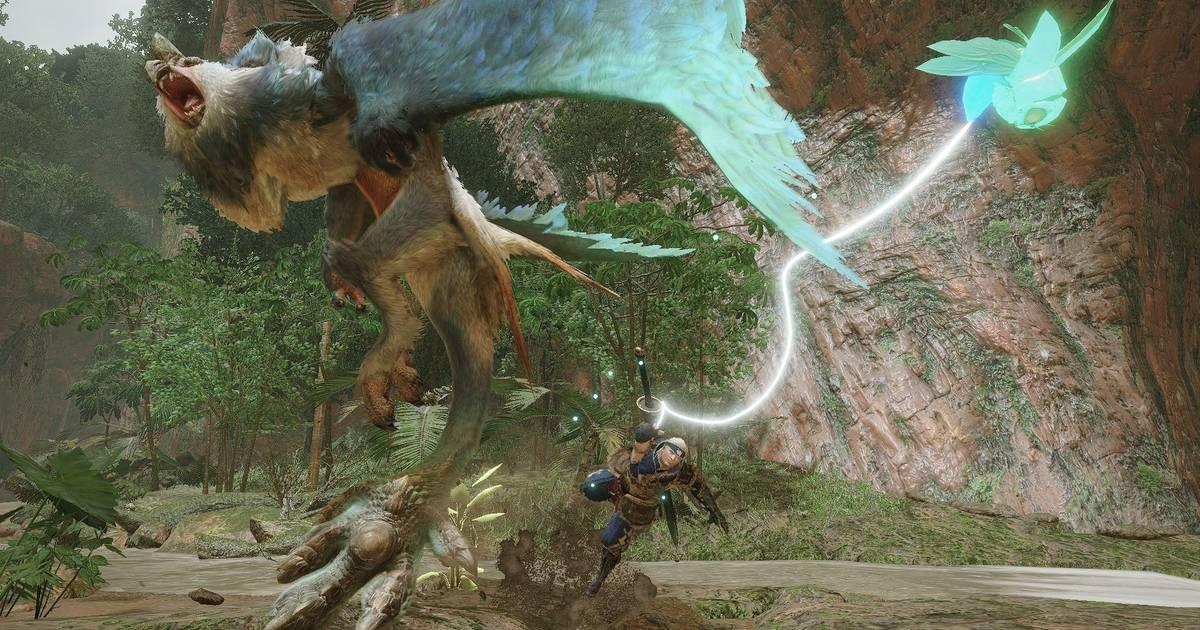 Monster Hunter Rise - Fuite vers PC