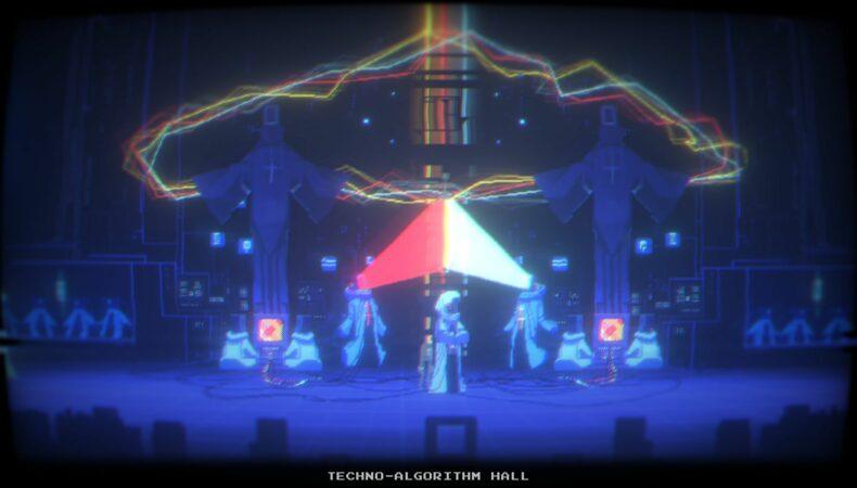 Narita Boy - Techno-algorithm Hall