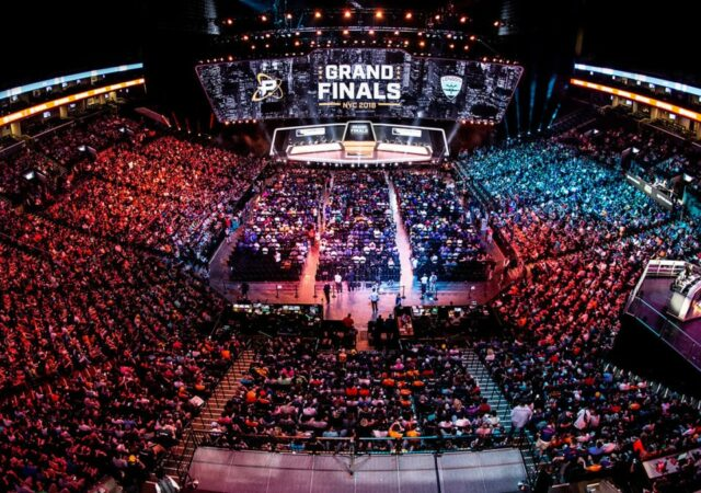L'Overwatch League 2021 commence en avril