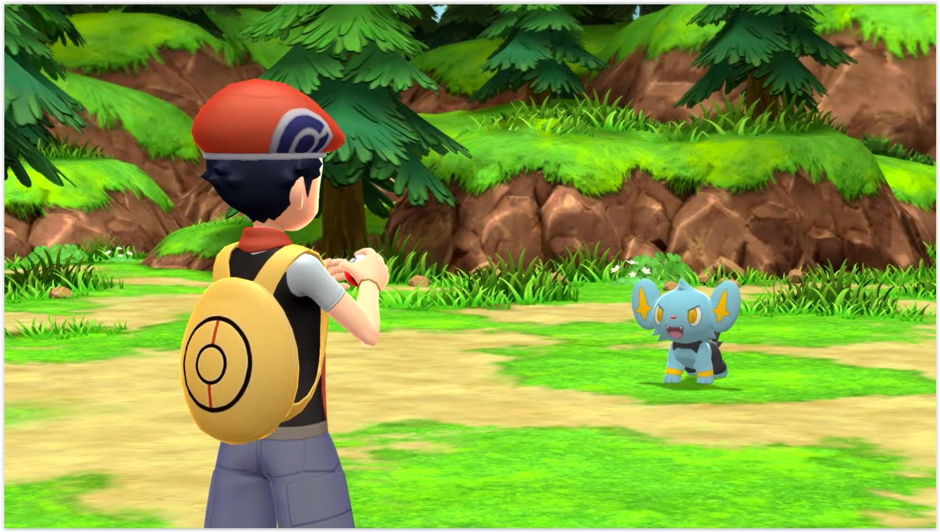 Pokémon Diamant Étincelant et Perle Scintillante - Combat