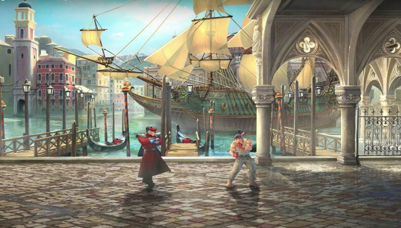 Street fighter V marina of fortune